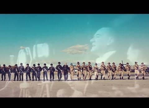 Jandarma Özel Harekattan 'Rap'li klip