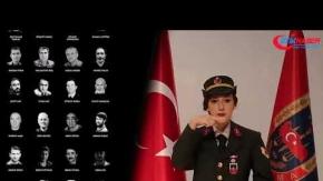 Sessizliğin Sesi - Demokrasi Marşı (Jandarma Genel Komutanlığı)